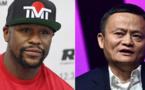 Le fondateur d'Alibaba et Manny Pacquiao défient Floyd Mayweather