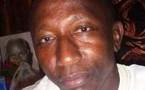 Abdoulaye Mbaye Pekh se trouve un garde du corps