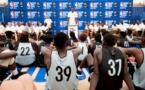 Basket / actions humanitaires : Gorgui Sy Dieng remporte le prix NBA Cares community assist