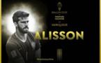 Ballon d'Or 2019/Trophée Yachine : Alisson Becker élu meilleur gardien du monde.