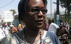 SENEGAL-PRESIDENTIELLE-FELICITATION Amsatou Sow Sidibé se réjouit du geste de Me Wade