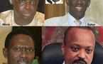 Mouhamadou Mbodj, Mame Adama Guèye, Moustapha Diakhaté et Kéba Keinde reçus chez Macky Sall