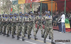 Prise d'armes : 1 252 militaires et paramilitaires attendus à la place de l'Indépendance
