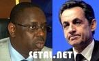 Sarkozy reçoit Macky Sall le 18 avril