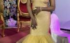 PHOTOS - Nouvel An : Bijou Ndiaye apparaît toute rayonnante dans sa robe de sirène