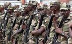 Crise Casamançaise: La libération des cinq soldats
