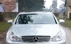 Curieux coup du sort : La voiture 4x4 de Karim Wade  tombe entre les mains de  Moustapha Cissé Lô