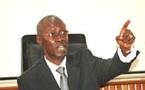 Mandiogou Ndiaye présidera aux destinées de la Cour de repression de l'enrichissement illicite
