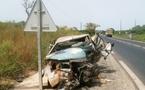 LINGUERE: UN ACCIDENT DE LA ROUTE