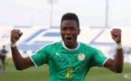 """Coupe arabe U20 : Samba Diallo signe un triplé contre le Bahreïn et envoie les """"Lionceaux"""" en demi-finale."""