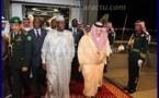 Arrivée de Macky Sall à Djeddah