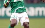 Bayal Sall baisse son salaire et prolonge avec Saint-Etienne