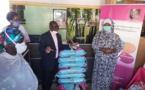 Remise de don aux patientes suivies par HPS à Dakar, Thies et St Louis