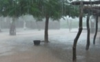 Kédougou - Début de l'hivernage : Le Sud est arrosé par une forte pluie