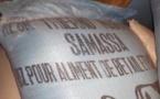 GARE BU NDAO À TOUBA / Saisie de 7 tonnes de riz avarié et prêtes à être fourguées aux populations (Commissariat de Gouy-Mbind)