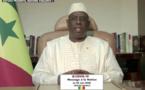 COVID-19 : Le président de la République Macky Sall annonce la levée de l'état d'urgence.