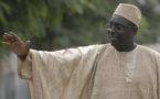 Le cauri d'or de la personnalité politique de l'année 2012 au président Sall