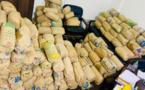 Dakar: La Douane saisit 335 kg de chanvre indien d'une valeur de 20 millions Cfa