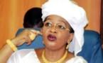 Aïda Mbodj au chevet de la famille de Tamsir Jupiter Ndiaye