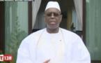 """Message du Président Macky SALL: """"Le virus ne doit pas nous empêcher de travailler"""