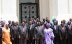 La nouvelle équipe gouvernementale