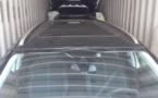 Trafic international de véhicule: 9 voiturés saisies par la douane