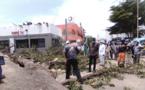 KOLDA : La dernière pluie a fait des dégâts…