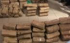 420 kg de chanvre indien saisis à…
