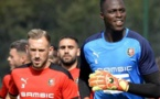 Ligue 1 : Édouard Mendy, en partance pour Chelsea, a repris l'entraînement avec Rennes