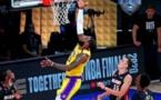 NBA : les Los Angeles Lakers gagnent le match 4 de la finale et ne sont plus qu'à une victoire du titre
