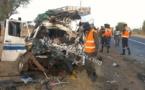 Accident meurtrier sur la route de Khombole : le film de l'horreur raconté par Khadim Gningue, rescapé et père de l'un des victimes
