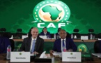 Football : Le président de la CAF Ahmad Ahmad est suspendu cinq ans par la Fifa.