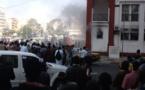 Un incendie maîtrisé au ministère des Affaires étrangères