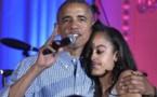 «Je n'avais aucune envie de l'aimer» : Barack Obama raconte son confinement avec le petit ami de sa fille