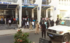Siège de La Poste : Le préfet n'entend pas laisser se dérouler le sit-in des agents.