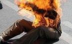 Après moult vaines tentatives : Malick Ndao menace de s'immoler à nouveau