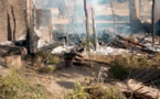 KOLDA : Violent incendie à Saré Soto...