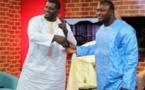 Modou Lô rend visite à Balla Gaye 2 et Aziz Ndiaye après leur retour de la Mecque