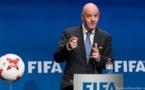 Visite officielle : Le président de la FIFA Gianni Infantino à Dakar ce mercredi.