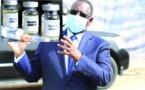 Macky Sall après avoir pris son vaccin Covid-19 : « Si ceux qui nous soignent acceptent de prendre le vaccin en premier, la confiance peut être de mise… »