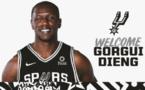 Basket / NBA : Gorgui Sy Dieng signe chez les Spurs de San Antonio.