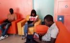 "Dakar inaugure son premier ""tabletcafé"""