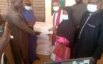 RSE : La Direction Générale de AIBD SA offre des dons aux populations et villages environnants en ce mois de Ramadan