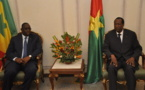 Macky Sall hôte de Blaise Compaoré :   La Téranga, version Faso Dan Fani