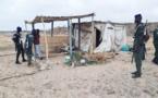 Sécurisation à Ouest Foire et aux abords de l'aéroport : la Gendarmerie arrête 269 personnes de diverses nationalités dont 69 femmes