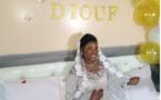 L'actrice et animatrice Diamy Guèye s'est mariée avec son patron, Médoune Diouf (PDG MPROD)