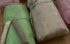 Diourbel: 55 kilos de chanvre indien saisis, trois suspects arrêtés