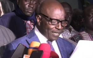"""Le PDS """"salue la victoire de Karim Wade sur Macky Sall"""""""