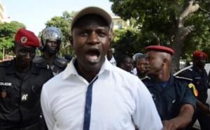 Grève de la faim : Babacar Diop «admis à l'infirmerie de Rebeuss» (avocat)
