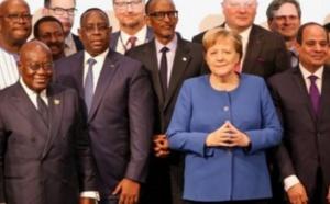Transformation économique des pays du Compact avec l'Afrique : Le numérique pour accélérer la croissance